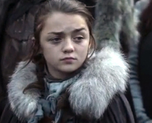 Arya Stark A Game of Thrones