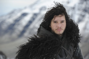Jon Snow A Game of Thrones