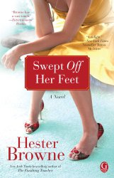 Swept Off Her Feet by Hester Browne